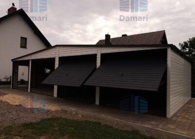 garaże małopolska